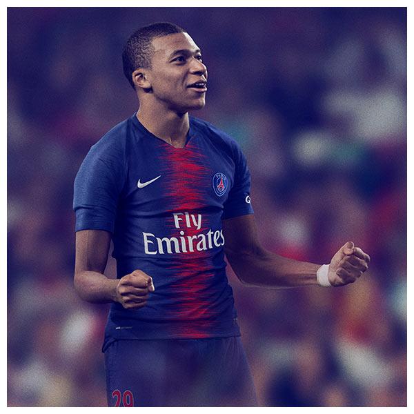 2018-19 Paris Saint-Germain Home Jersey